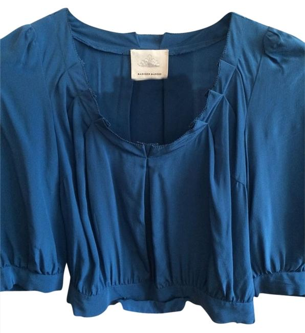 Preload https://item5.tradesy.com/images/madison-marcus-blouse-size-2-xs-1164874-0-0.jpg?width=400&height=650