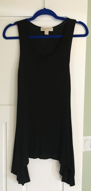 Michael Kors Knit Racerback Going Out Top