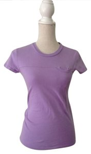 DKNY T Shirt Purple