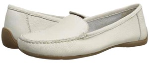Eastland Bone white Flats
