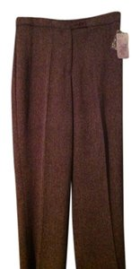 the MADISON AVE fit Trouser/Wide Leg Jeans-Coated