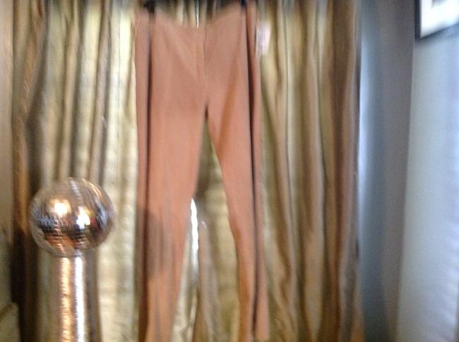 the MADISON AVE fit Trouser/Wide Leg Jeans-Coated Image 1