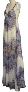 Maxi Dress by Gypsy05 Silk Print Maxi