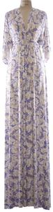 Maxi Dress by Rachel Pally Modal Stretchy Print