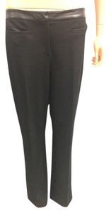 Nordstrom Trouser Pants Black