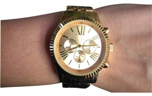 Forever 21 Gold Forever 21 Watch