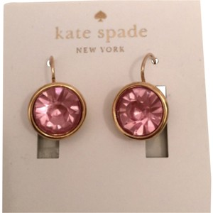 Kate Spade Crystal Drop Earrings