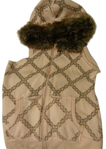 Mossimo Supply Co. Fuzzy Vest