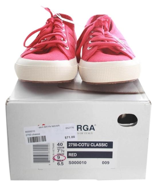Item - Red Chassa (3308) Sneakers Size US 9