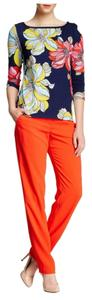 Trina Turk Fayette Casual Pants Relaxed Fit Jeans