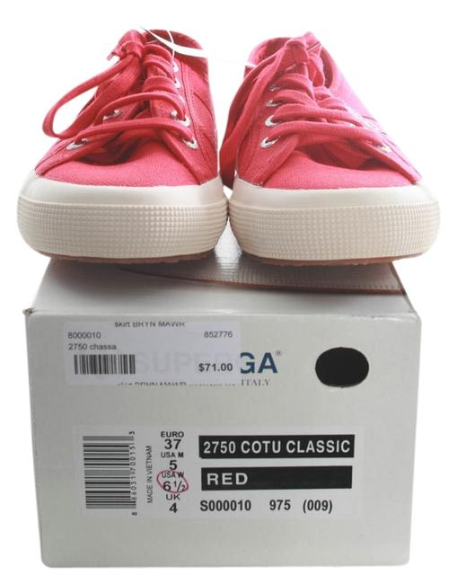 Item - Red Chassa (3305) Sneakers Size US 6.5 Regular (M, B)