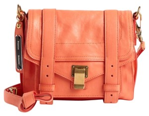 Proenza Schouler Summer Bright Leather Cross Body Bag
