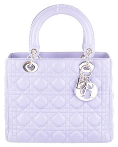 Dior Satchel in Purple
