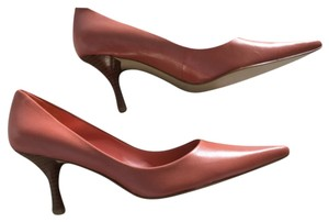 Nine West Peach/light red Pumps