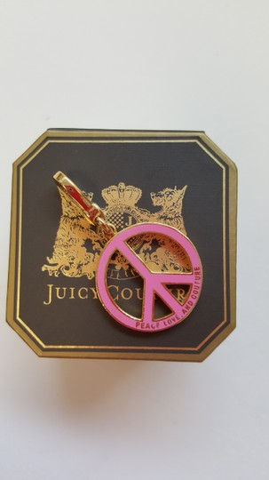Juicy Couture JUICY COUTURE Peace Charm Image 2