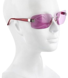 Chanel Chanel Pink Red Sunnies
