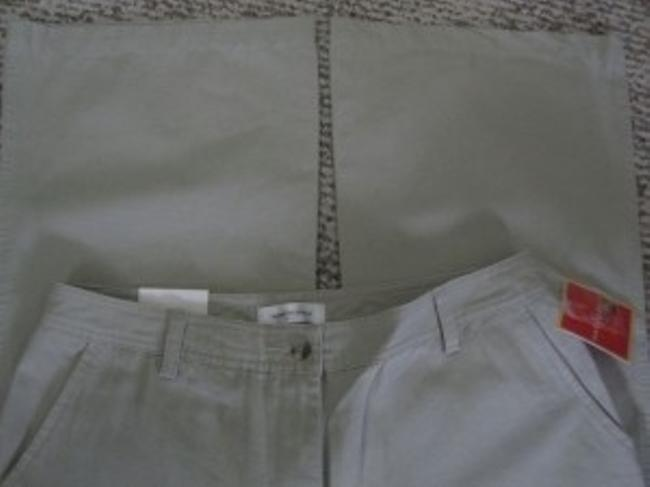 Isaac Mizrahi for Target Sits Just Below Waist Wide Flare Leg Jeans-Colored