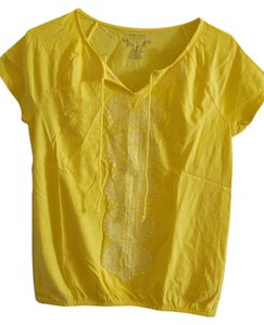 Sonoma T Shirt Yellow