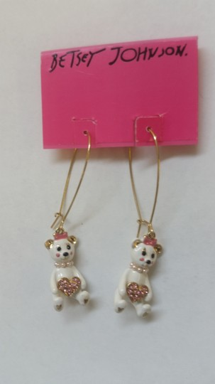 Betsey Johnson Betsey Johnson Earrings Image 3
