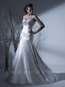 Jacquelin Exclusive 19918 Wedding Dress