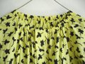 Other short dress yellow Print Printed Boxy Boxy Dvf Dvf Style Drawstring Drawstring Swim Cover Swimcover Oversize Oversized Waist Von on Tradesy Image 2
