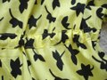 Other short dress yellow Print Printed Boxy Boxy Dvf Dvf Style Drawstring Drawstring Swim Cover Swimcover Oversize Oversized Waist Von on Tradesy Image 4