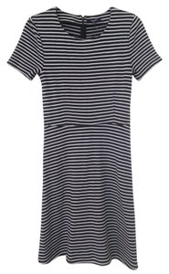 Madewell Gallerist Daytime Stripes Dress