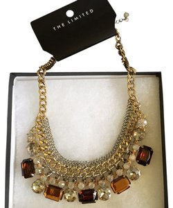 The Limited NWT Choker Statement Necklace