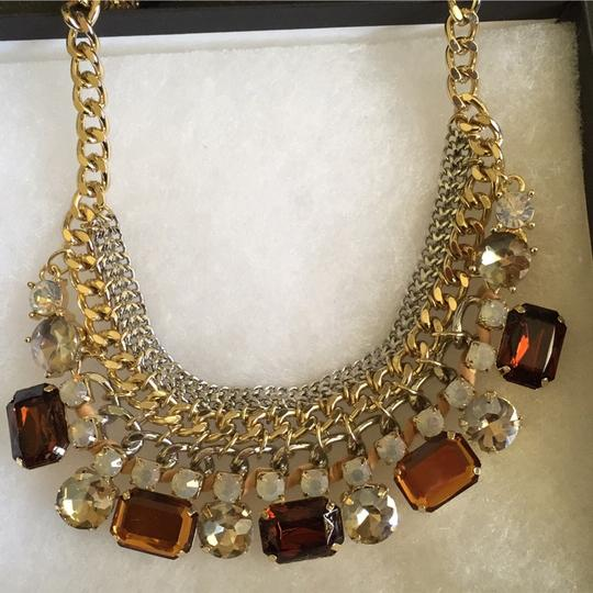 The Limited NWT Choker Statement Necklace Image 1