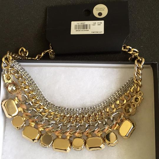 The Limited NWT Choker Statement Necklace Image 2