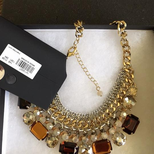 The Limited NWT Choker Statement Necklace Image 4