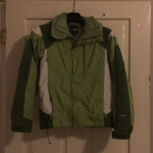 The North Face Banshee Triclimate Jacket