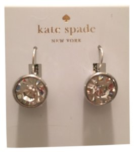 Kate Spade Crystal Stones Drop Earrings