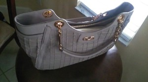Salvatore Ferragamo Satchel in Lilac