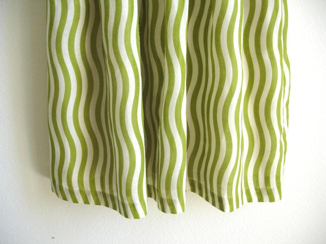 Other short dress lawn green Striped Striped on Tradesy Image 3