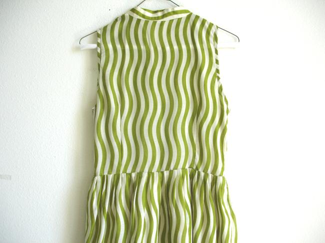 Other short dress lawn green Striped Striped on Tradesy Image 5