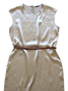 Magaschoni Silk Silk S Silk Silk Belted S Dress
