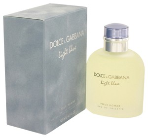 Dolce&Gabbana Dolce & Gabbana LIGHT BLUE POUR HOMME 4.2 oz Eau De Toilette Spray