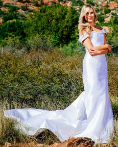 Austin Scarlett Rhett Wedding Dress