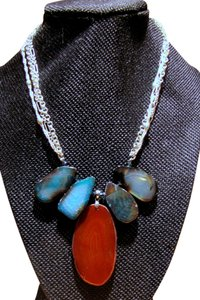 Tova Tova Agate necklace