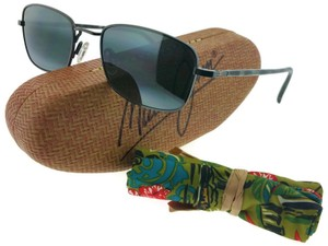 Maui Jim Maui Jim 712-02D Sunglasses Rectangle
