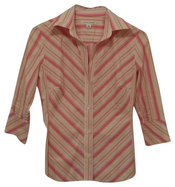 Preload https://item1.tradesy.com/images/banana-republic-button-down-top-size-4-s-1166020-0-0.jpg?width=400&height=650