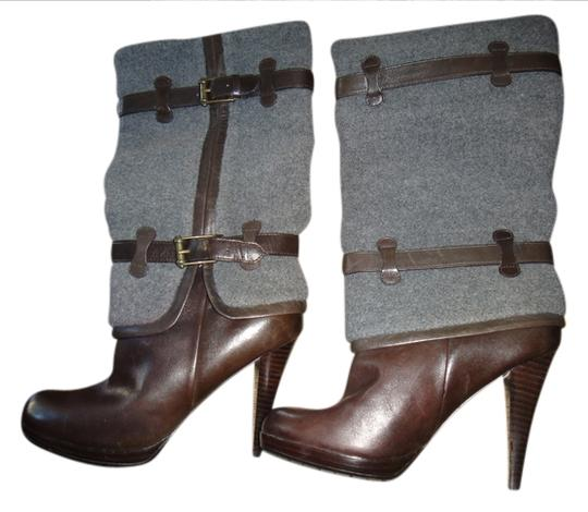 Preload https://item4.tradesy.com/images/cole-haan-brown-and-gray-bootsbooties-size-us-75-regular-m-b-1166043-0-0.jpg?width=440&height=440