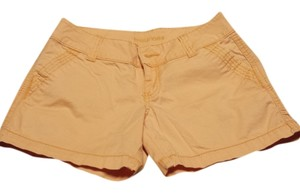 Maurices Cuffed Shorts Coral