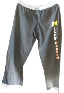 Nascar for Her Relaxed Pants Black