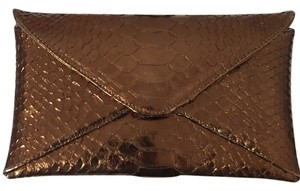 Ted Rossi Bronze Clutch