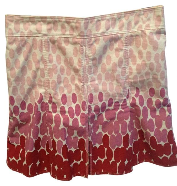 Marc by Marc Jacobs Pleated Skirt Pink, Purple and Berry