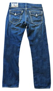 True Religion Denim Long Relaxed Fit Jeans