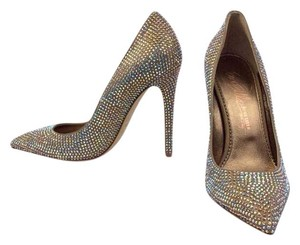 Le Silla Bling Heels Crystal Heels Jeweled Pumps