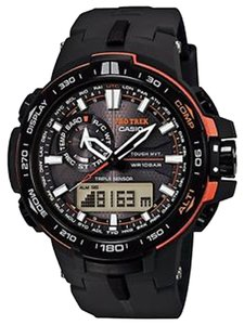 Pathfinder Casio Protrek Black Analog-Digital Watch PRWS6000Y-1CR